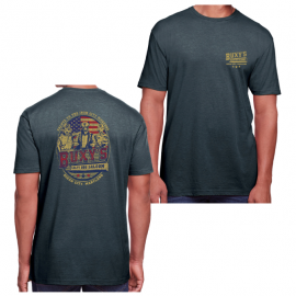 Salute to the iron city workers tshirt